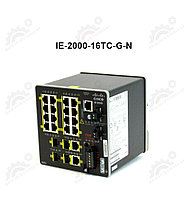 IE 16 10/100,2 FE SFP+2 T/SFP, Base with 1588 & NAT