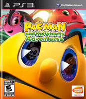 Pac-Man and the Ghostly Adventures ( PS3 )