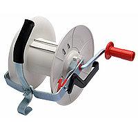 Катушка для скручивания провода и веревки электропроводной