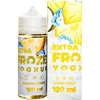 Жидкость для электронных сигарет Extra Frozen Yoghurt  3 мг 120 мл, фото 1