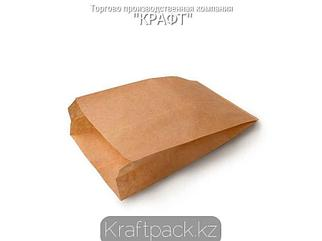 Пакет крафт для выпечки и бутербродов 140*60*250 (3000шт/уп)