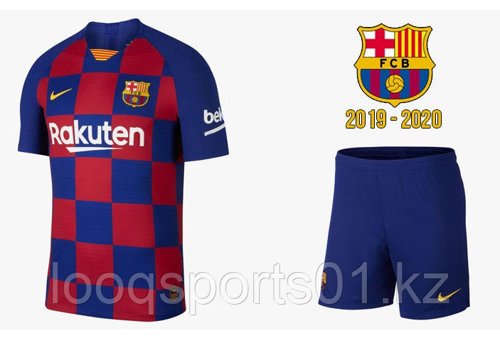 Футбольная форма 19/20 Барселона (Barcelona)