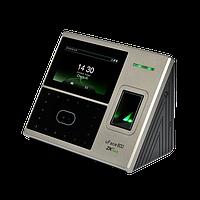 Мульти биометрический терминал СКД учета рабочего времени ZKTeco uFace800, фото 1