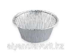 Алюминиевая форма круглая D 85, 130 мл. CN21G
