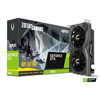 Zotac GAMING GeForce GTX 1660 AMP видеокарта (ZT-T16600D-10M)