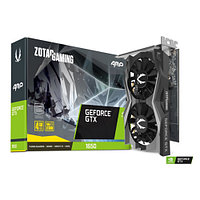 Zotac GAMING GeForce GTX 1650 AMP видеокарта (ZT-T16500D-10L)