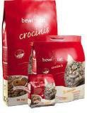 Bewi Cat Crocinis 5 кг (курица, индейка, рыба) Сухой корм для взрослых кошек из смеси трех видов крокет