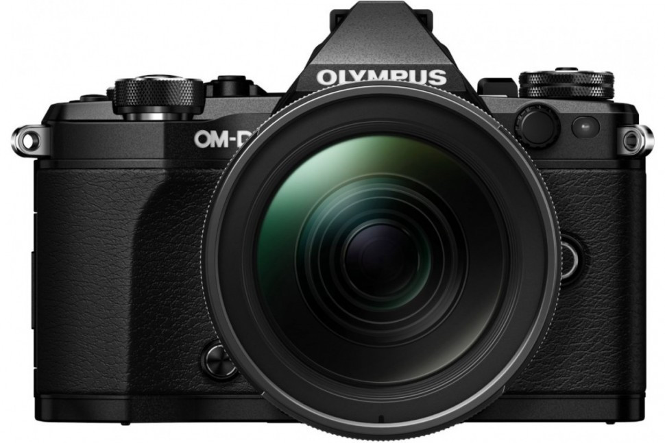 Фотоаппарат Olympus OM-D E-M5 II Kit 12-40mm, черный