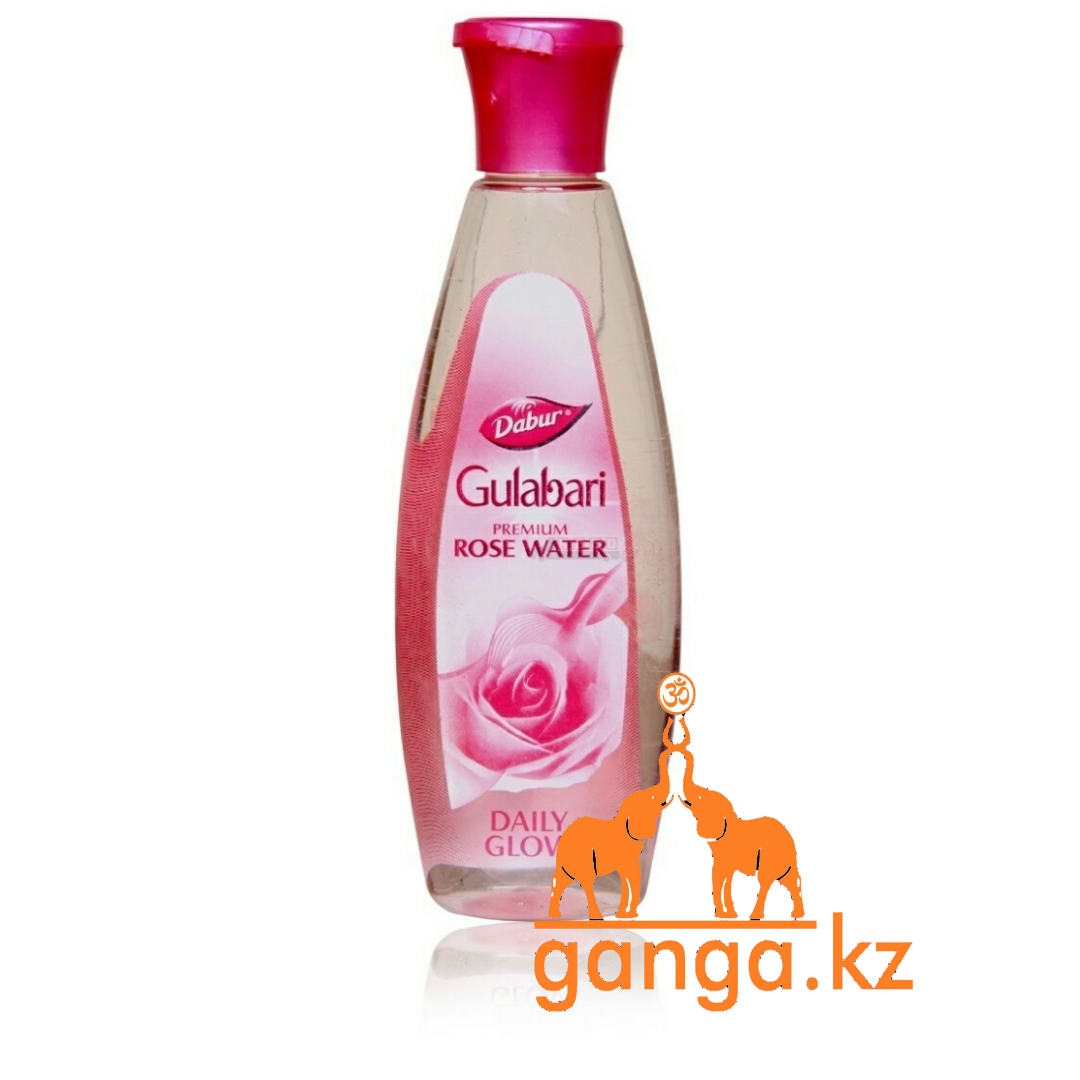 Розовая вода для лица Гулабари (Gulabari DABUR), 120 мл.