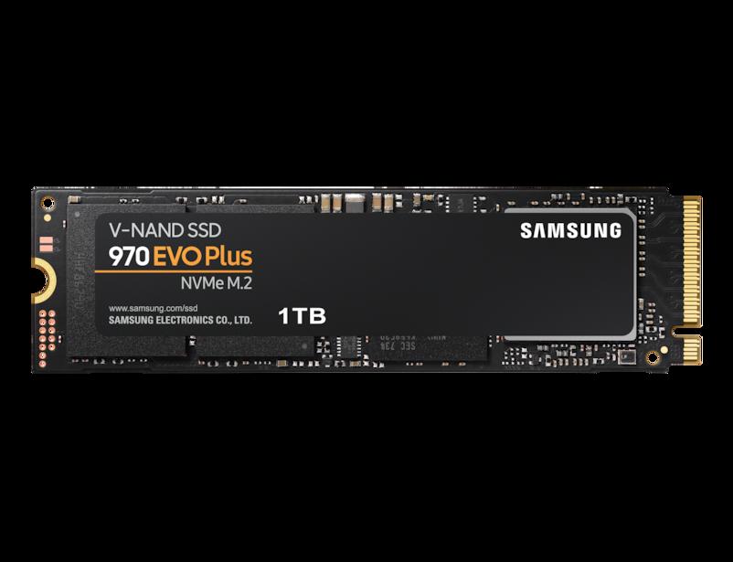 SSD Накопитель Samsung MZ-V7S1T0BW   970 EVO PLUS 1TB