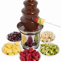 Фонтан шоколадный 45 см. Большой 4 яруса, фото 1