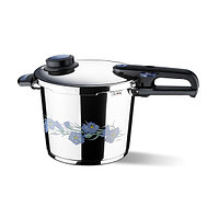 Скороварка 26см/8л с паровой вставкой vitavit® premium blue dream Fissler, Германия 623 700 08 070