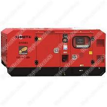 Генератор трехфазный  дизельный 100 кВт  D100E3