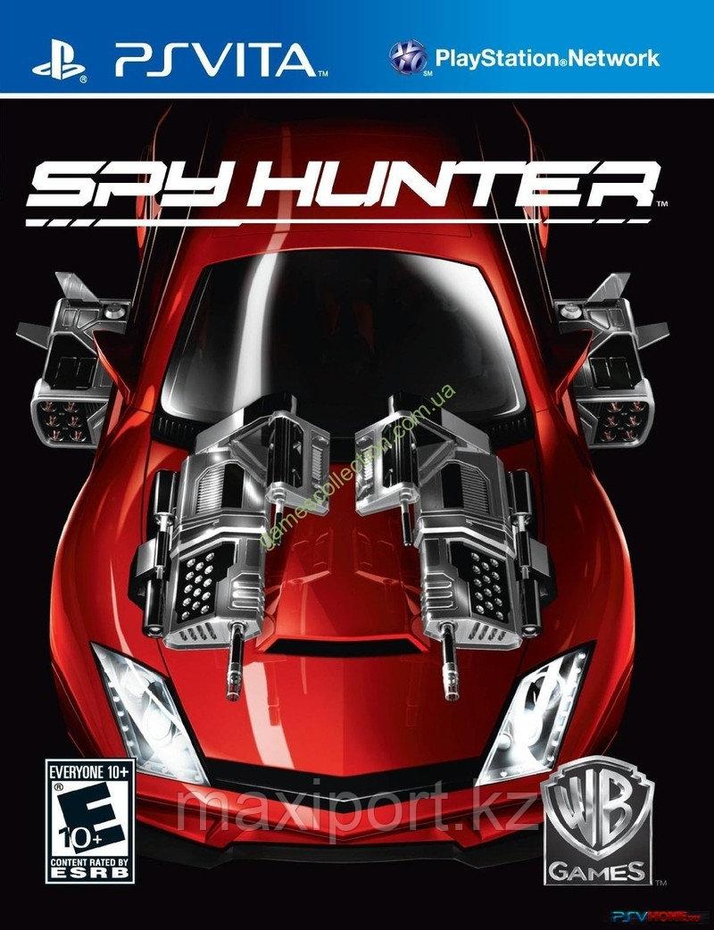 Ps Vita Spy hunter игра для psvita