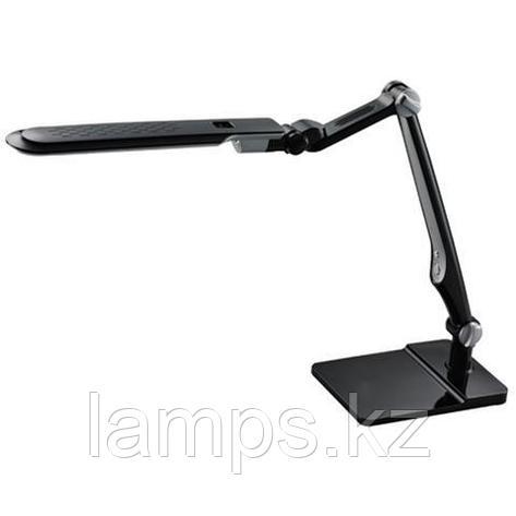 Настольная лампа,светодиодная EBRU 10W черная с клипсой , фото 2