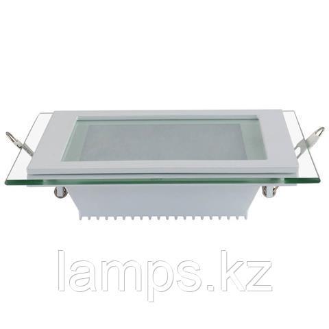 Панель светодиодная встраиваемая квадратная MARIA-12 12W белый 4200K