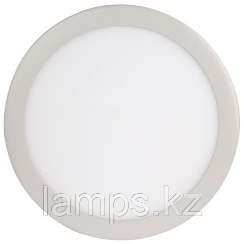 LED панель светодиодная круглая D279 SLIM-24 24W 4200K