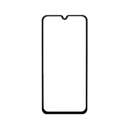 Защитное стекло Samsung A40 2019, Samsung A405 2019 Окантовка Black A-Case, фото 2