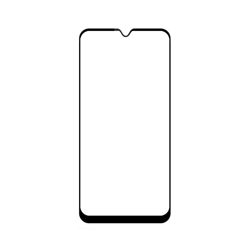 Защитное стекло Samsung A30 2019, Samsung A305 2019 Окантовка Black A-Case