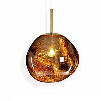 Подвесной светильник Tom Dixon Melt Mini Gold