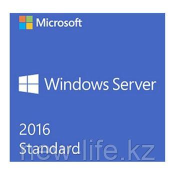 Microsoft Windows Server 2016 Standard, 16 core, OEM