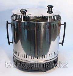 Шашлычница электрическая HAEGER 11 шампуров, фото 2
