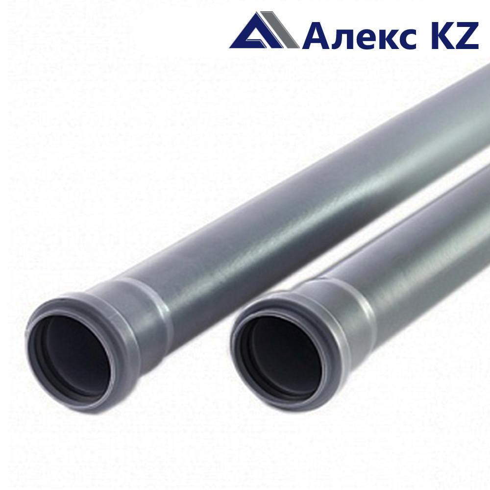 Труба канализационная 50х1,8х250 мм. РТП