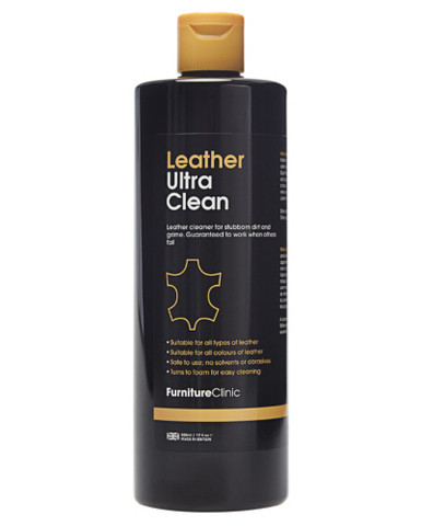 Средство для чистки кожи LeTech Furniture Clinic Leather Ultra Clean (1000 ml)