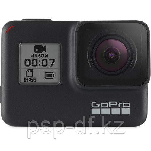 GoPro HERO7 Black + набор Jupio Value Pack: 2x Battery + Compact USB Triple Charger