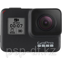 Экшн камера GoPro HERO7 Black + набор Jupio Value Pack: 2x Battery + Compact USB Triple Charger