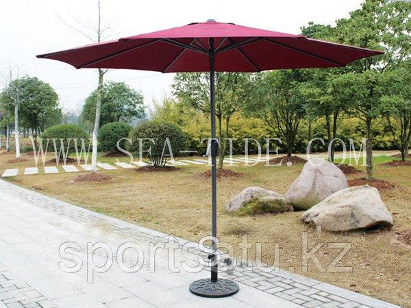 Зонт для уличных площадок 2,5*2,6м