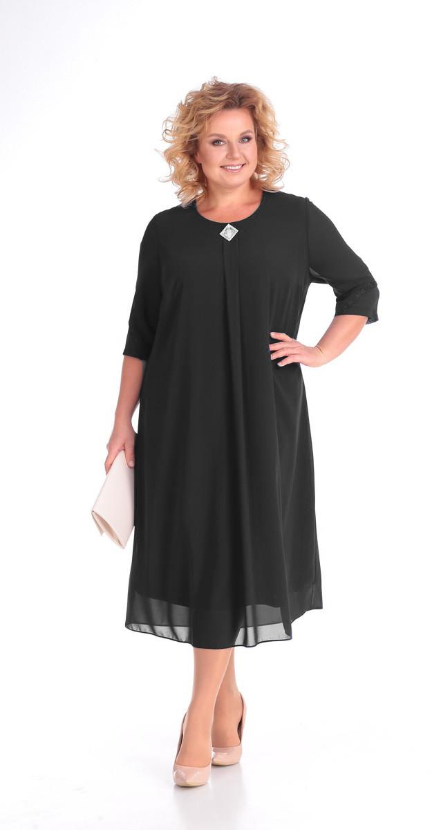 Платье Novella Sharm-3310, черный, 62