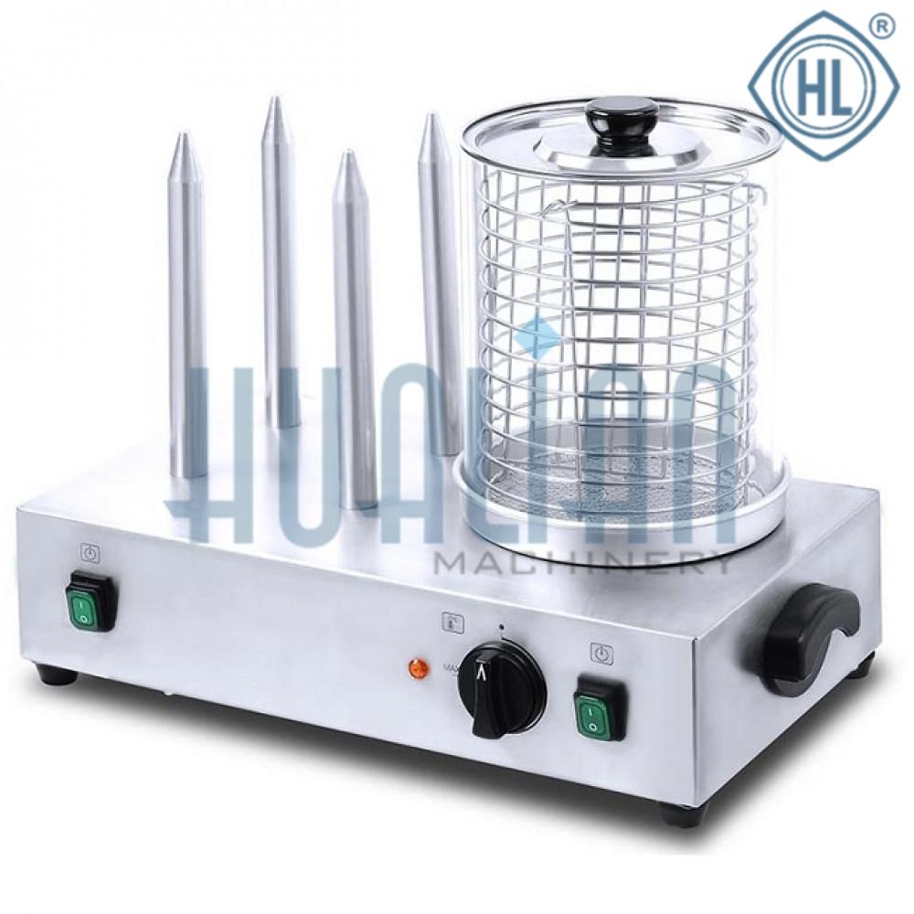 Аппарат для приготовления хот-догов HHD-04