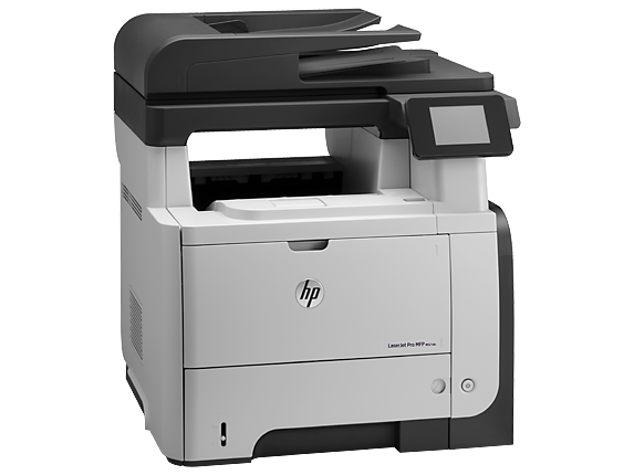 МФУ HP A8P79A LaserJet Pro MFP M521dn Printer (A4) Scanner/Copier/Fax/ADF, 800 MHz, 40ppm, 256Mb, 100+500 page
