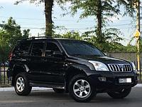 Аренда авто toyota land cruiser prado с водителем