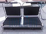 Контактный прижимной электрогриль HEG-813E, фото 2