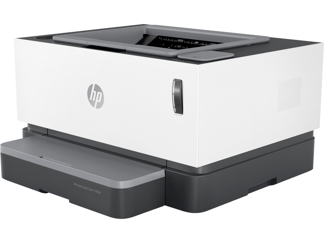 ПринтерHP 4RY22A HP Neverstop Laser 1000a Printer (A4) , 600 dpi, 20 ppm, 32 MB, 500 MHz, 150 pages tray, USB