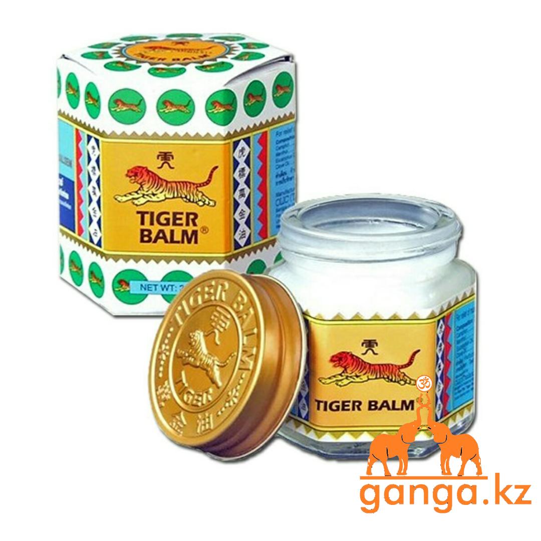 Тигровый бальзам белый (Tiger balm), 21 мл