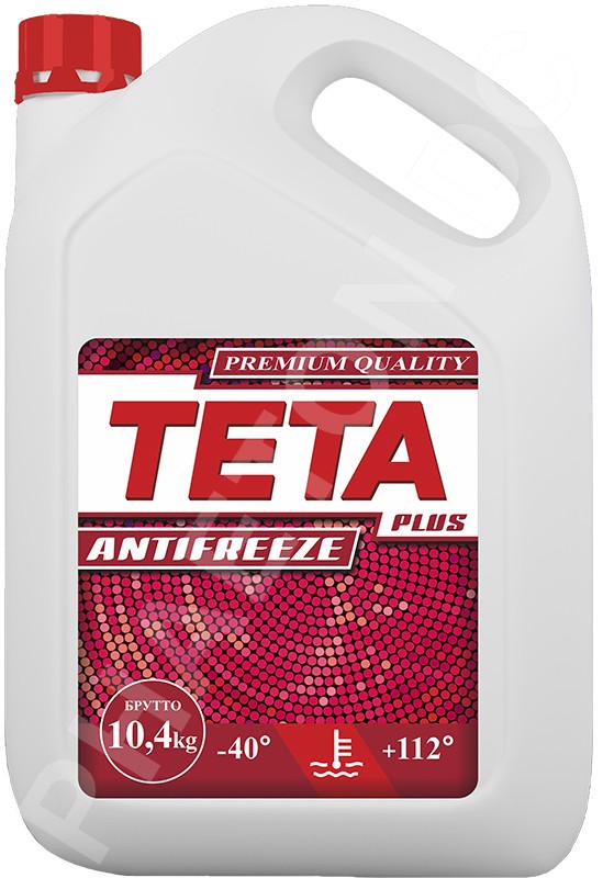 Антифриз TETA PLUS 10кг красный