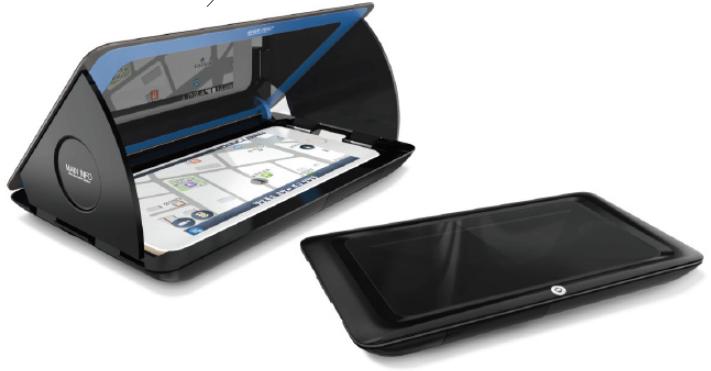 Cмарт-дисплей для навигации и медиа Holo-Navi M10, фото 2