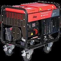 Дизельный генератор с электростартером, коннектором автоматики, FUBAG DS 14000 DA ES