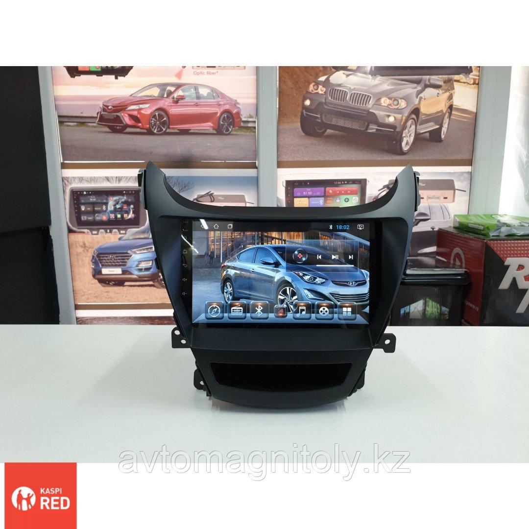 Автомагнитола AutoLine Hyundai Elantra 2011-2014/4 ЯДЕРНЫЙ
