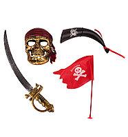 """Карнавальный набор """"Пират""""., фото 1"""