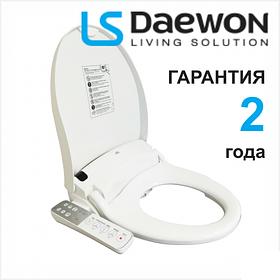 Электронная крышка-биде LS Daewon