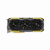 Видеокарта Zotac GTX1070Ti AMP Extreme (Nvidia, 8 Гб, GDDR5, 256 бит, PCI-E 3.0 x 16, 1 x DVI-D, 1 x HDMI, 3 x Display port, 8-pin x 1) ZT-P10710B-10P