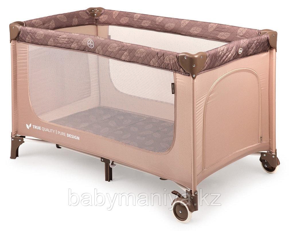 Кровать-манеж Happy Baby Martin Sand