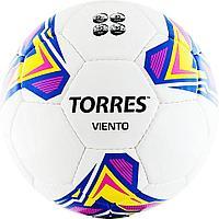 Мяч футбольный TORRES Viento White p.5