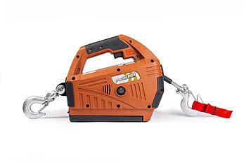 Лебедка переносная 250 кг электрическая TOR SQ-04 8,0М 220 В с пультом