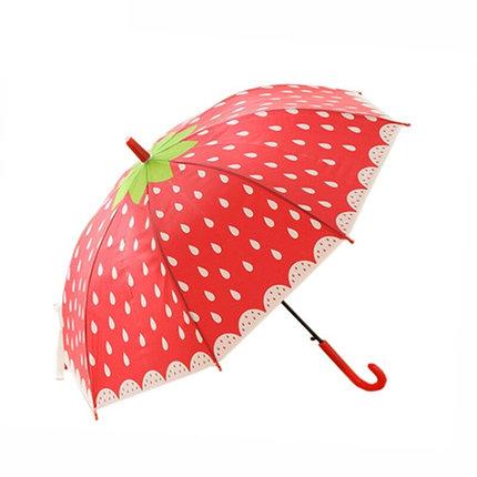 Зонт детский Poe umbrella Клубника, фото 2