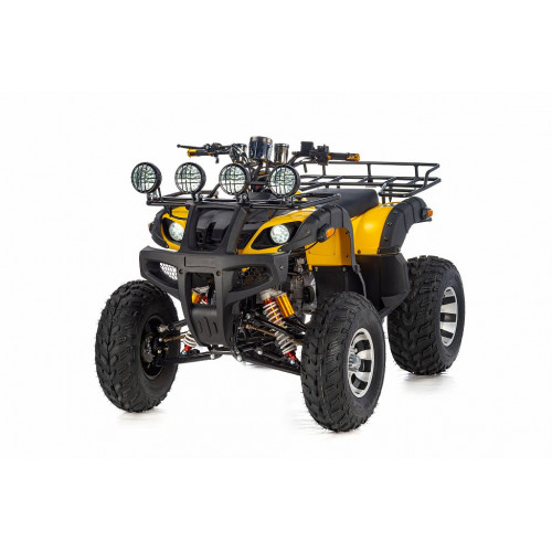 Квадроцикл Raptor Max Pro 250 cc (желтый/камуфляж)